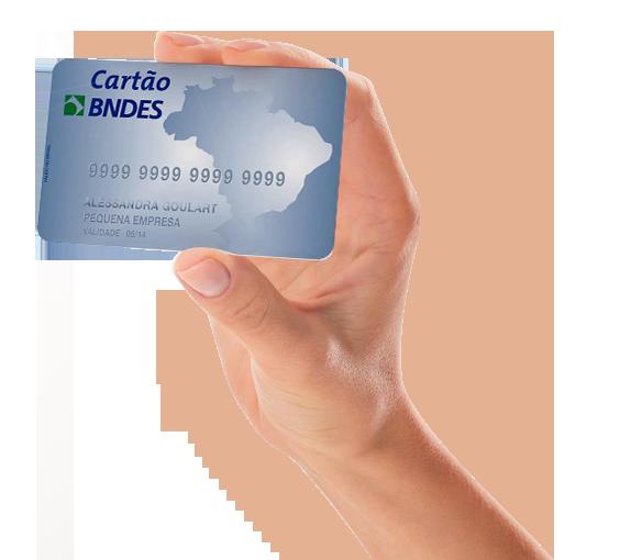 Cartão do BNDS