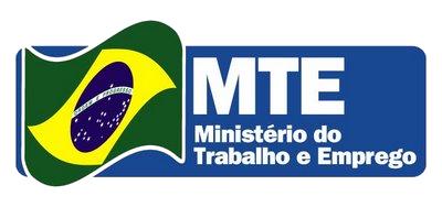 Logo do Ministério do Trabalho